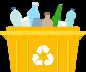 廃棄飲料製品のリサイクル